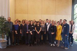 Group Picture Discretion Seminar
